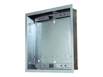 2N - IP intercom station flush mount box (2N-9135352E)