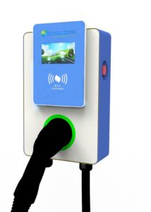 ACECOOL RESIDENTIAL LEVEL 2 7KW SINGLE EV CHARGER