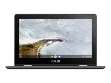 "ASUS Chromebook Flip C214MA QS2 - 11.6"""" - Celeron N4000 - 4 GB R (C214MA-QS2-CB)"