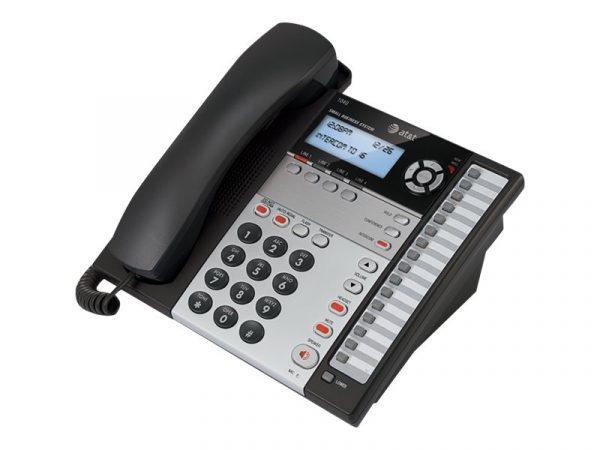 AT&T 1040 - corded phone - 3-way call capability (ATT1040)