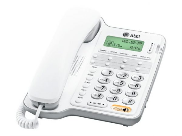 AT&T CL2909 - corded phone with caller ID/call waiting (ATT-CL2909)
