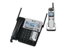 AT&T SynJ SB67138 - cordless phone - answering system with caller  (ATT-SB67138)