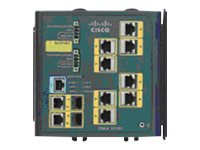 Cisco Industrial Ethernet 3000 Series - switch - 8 ports - managed (IE-3000-8TC)