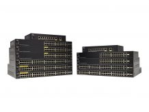 Cisco Small Business SF350-24P - Switch - L3 - managed - 24 x (SF350-24P-K9)