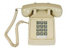 Cortelco 2500 - corded phone (ITT-2500-V-AS)