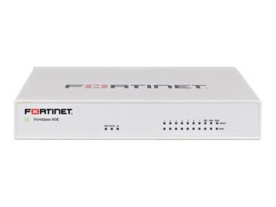 Fortinet FortiGate 60E - security appliance (FG-60E)