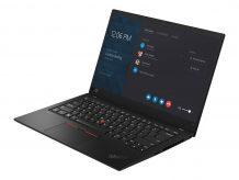 """Lenovo ThinkPad X1 Carbon (7th Gen) - 14"""""""" - Core i7 10510U - 16 GB  (20R1001TUS)"""