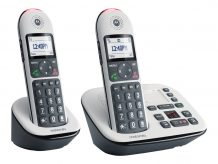 Motorola CD5012 - cordless phone - answering system with caller ID (MOTO-CD5012)