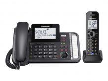 Panasonic KX-TG9581 - corded/cordless - answering system - with Blu (KX-TG9581B)