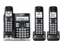 Panasonic KX-TGF573S - cordless phone - answering system - with Blu (KX-TGF573S)