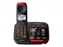 Panasonic Link2Cell KX-TGM430B - cordless phone - answering system  (KX-TGM430B)