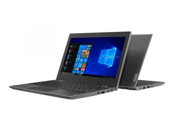 """Lenovo 100e (2nd Gen) - 11.6"""""""" - Celeron N4000 - 4 GB RAM - 64 GB eM (81M80013US)"""